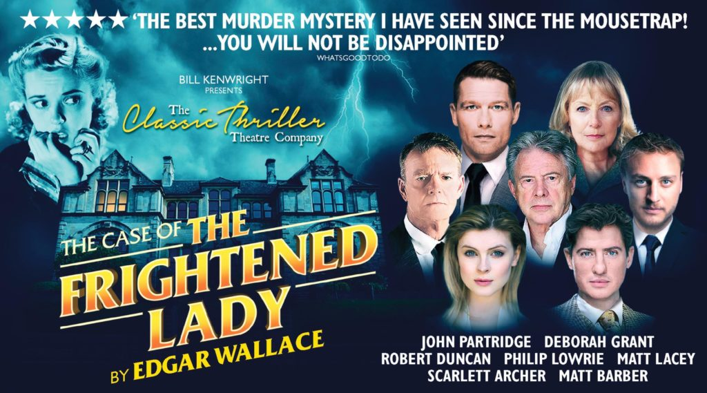 Classic thriller with all-star cast comes to The Garrick in