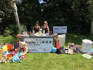 Rugeley Welfare for Dogs Fundraising