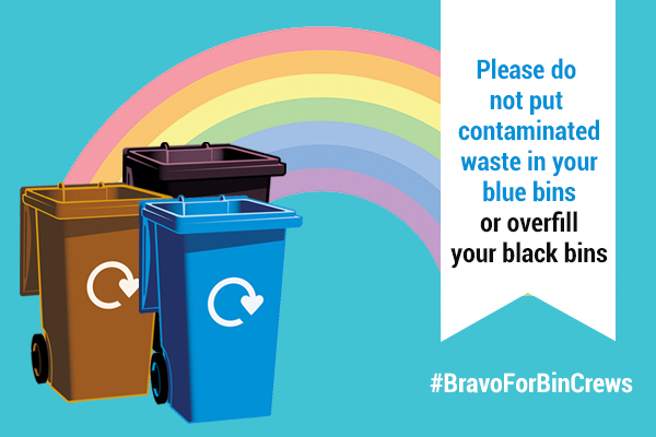 Be Responsible with Waste